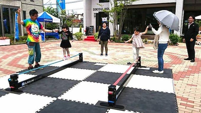 東京でスラックライン体験が楽しめる施設まとめ!