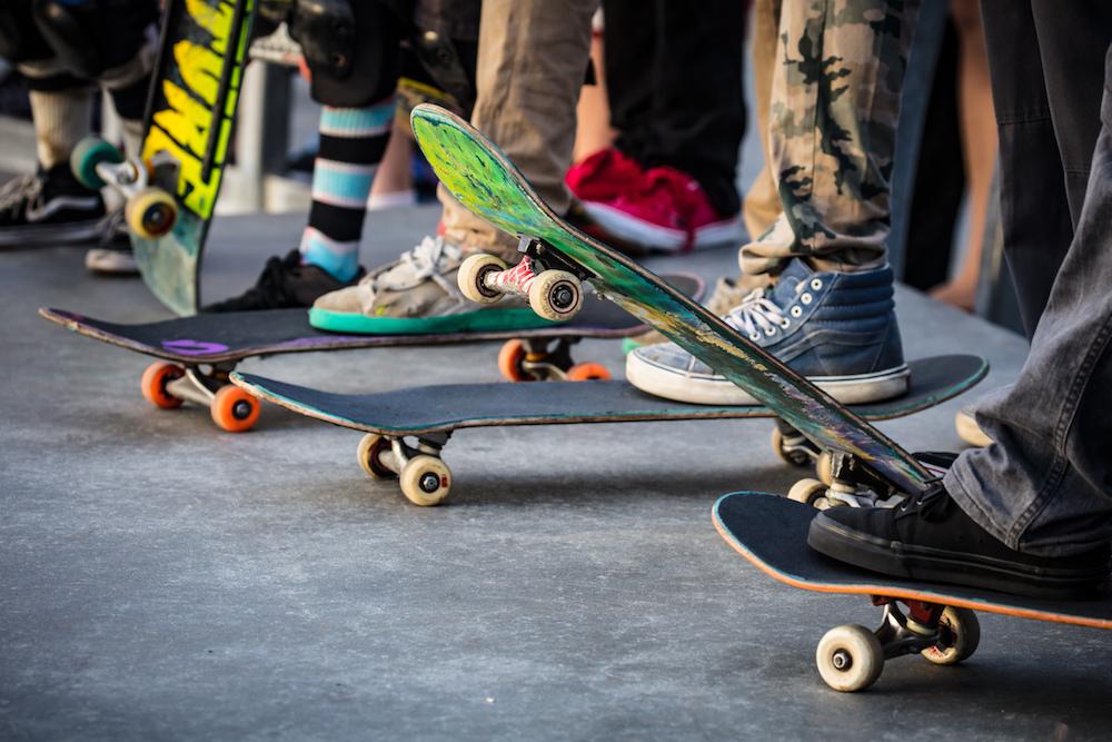 スケートボード ファッションとは?人気のスケーターファッションブランドご紹介!
