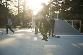 スケートボード オーリーの練習方法を徹底解説!