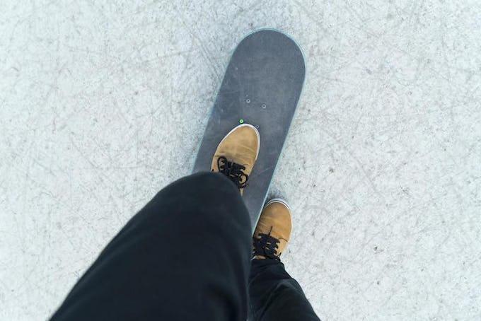 スケートボード ショービットをメイクする(決める)コツとは?!