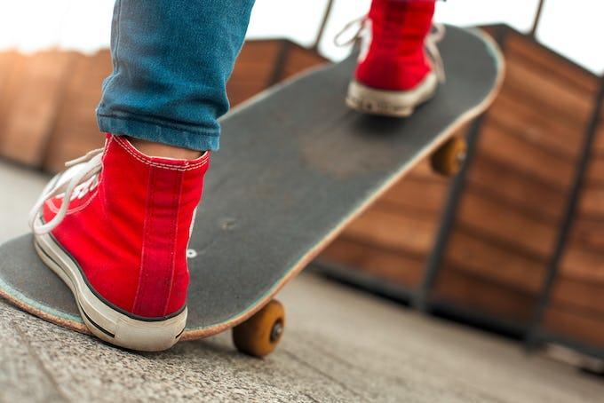 スケートボード チックタックのやり方とは?コツをまとめてご紹介!