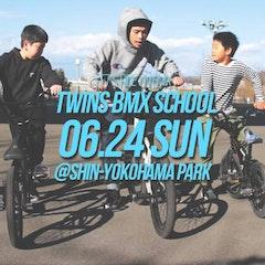 2018/6/24(日)TWINS BMX SCHOOLのお知らせ