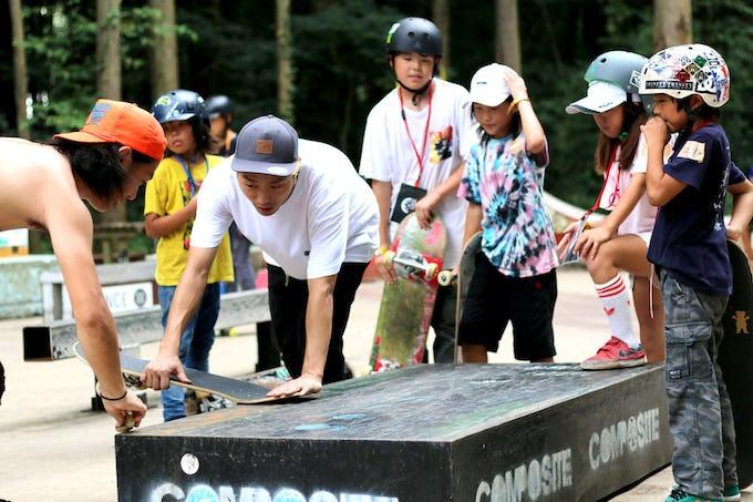 スケートボードブランドELEMENT(エレメント)が、スケートボードとキャンプを融合したイベントを開催!