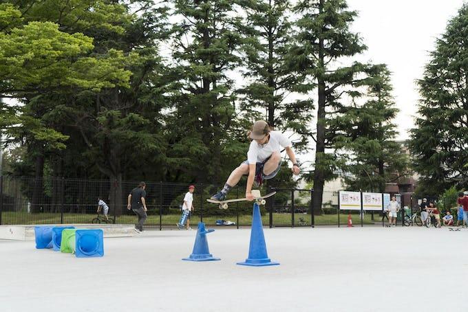 スケートボード トリック(技)の種類と練習方法を解説!