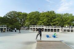 東京のスケートパークならここ!都内オススメのパークをご紹介