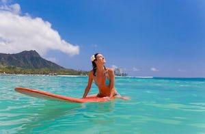 ハワイでサーフィンする際の注意点とおすすめスポットとは?!