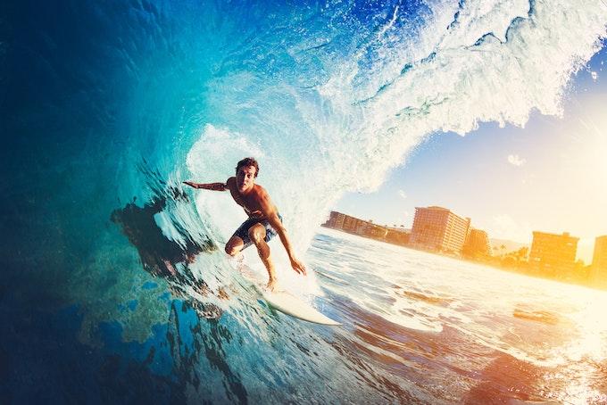 サーフィン リーフブレイクとは?注意点やビーチブレイクとの違いを解説!