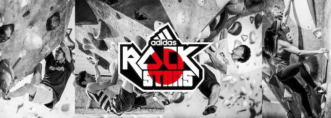 世界レベルの国内トップクライマー達が集結『ADIDAS ROCKSTARS TOKYO 2018』開催!8月4 ⽇(⼟)・5 ⽇(⽇)