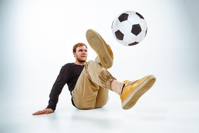 フリースタイルフットボールとは?