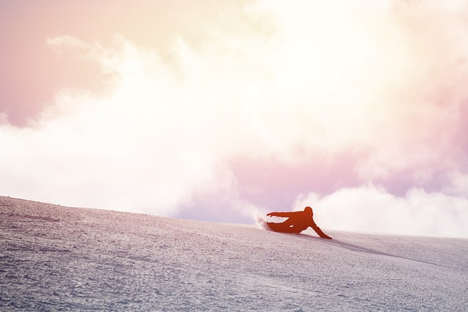 スノーボード カービングとは?基本姿勢やスタンスなどのコツを解説!