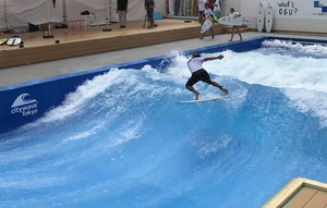 citywave Tokyo (人工サーフィン施設)が東京・品川大井町にオープン!