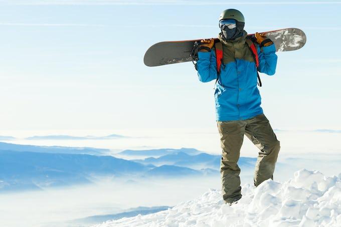 スノーボード コツとは?滑り方やターンの仕方など解説!