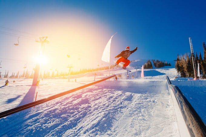 スノーボード ジブとは?種類やコツなど、おすすめの板もご紹介!