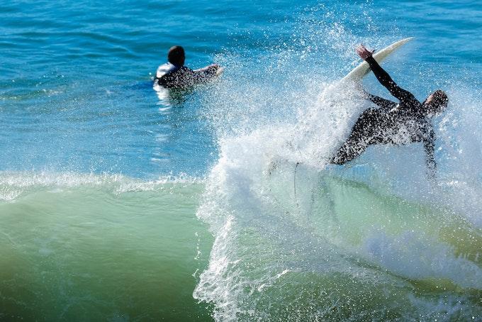 サーフィン ワイプアウトとは?原因や怪我しないためのワイプアウト方法を解説!