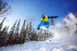 スノーボード オーリーとは?高く飛ぶコツやおすすめの板もご紹介!