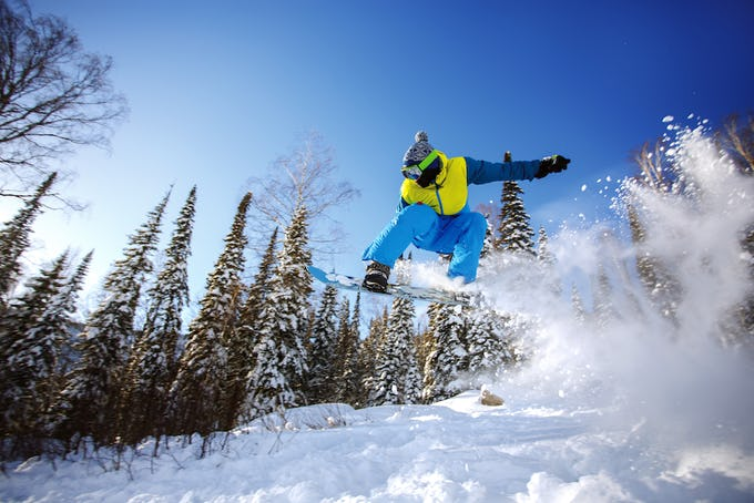 スノーボード スイッチとは?フェイキーとの違いや角度、練習方法など解説!