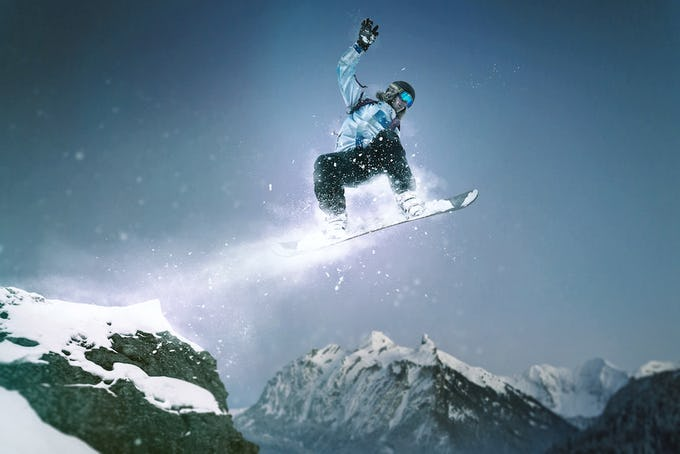 スノーボード セットバックとは?やり方やその効果など解説!