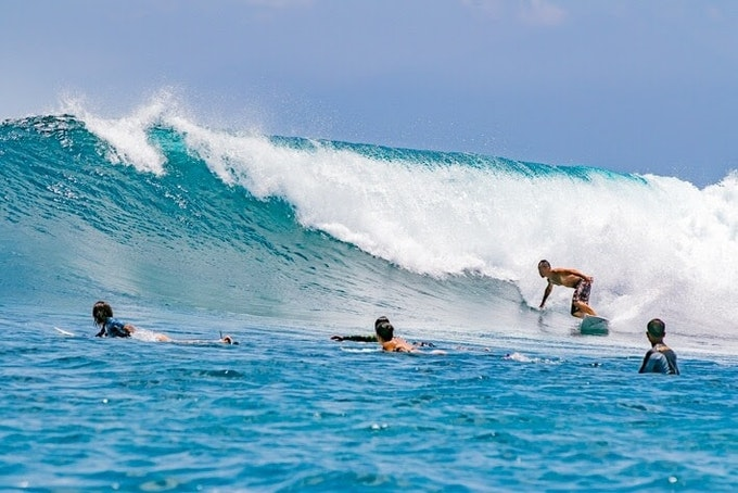 サーフィン 初心者が事前に知っておきたい波の名称とは?