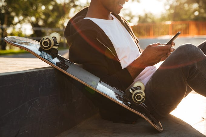 スケートボード パワーライドとは?やり方やコツなどを解説!