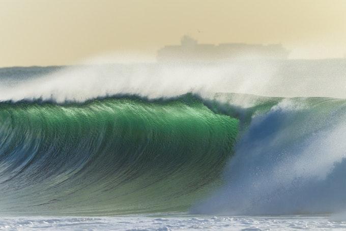 サーフィン ダンパーとは?波の種類とその特徴、乗り方などを解説!