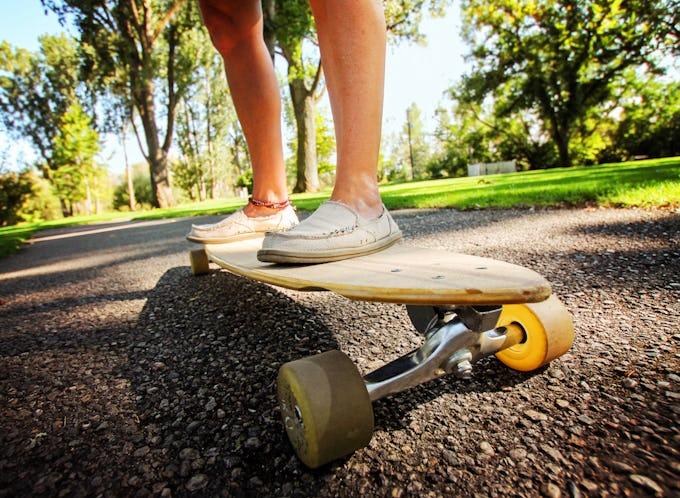 スケートボード ターンとは?やり方や練習方法、コツなど解説!