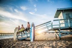 サーフィン インテリアで西海岸風のおしゃれな部屋を作るには?