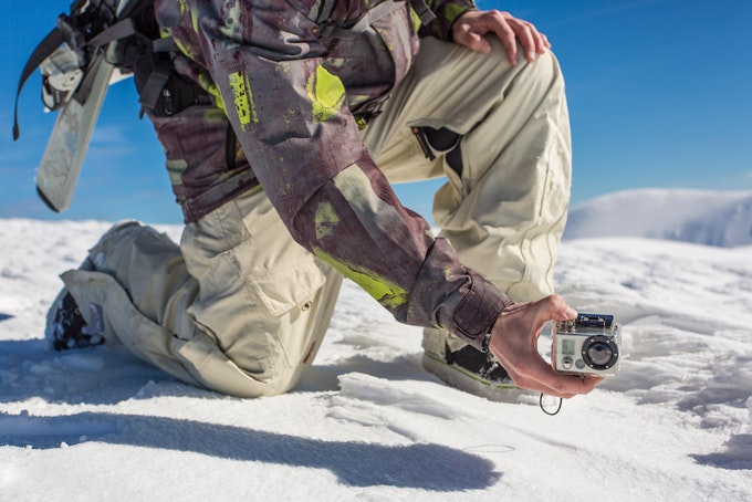 スノーボード 18-19シーズンおすすめ!最新人気アクションカメラ10選をご紹介!