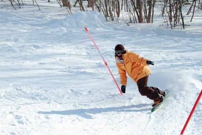 フリースタイルスノーボードとは?