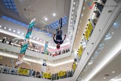 【10/27(土)・28(日)開催】有明に#空飛ぶチャリが登場!「AIR TRICK SHOW」