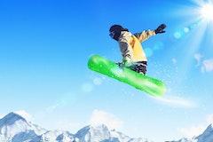 スノーボード ふかふかのパウダースノーが楽しめる!星野リゾート 猫魔スキー場!