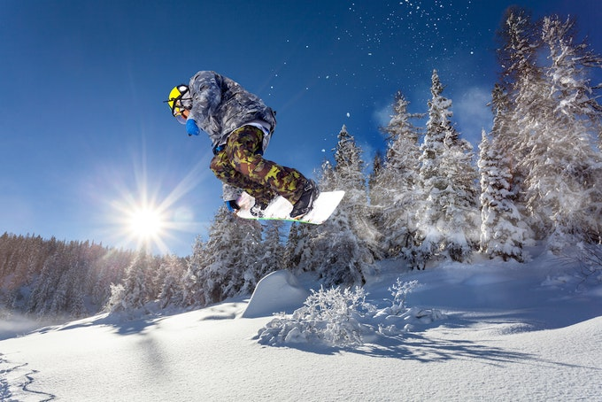 スノーボード スノーパークが楽しい長野県のスキー場を紹介!志賀高原・北志賀編