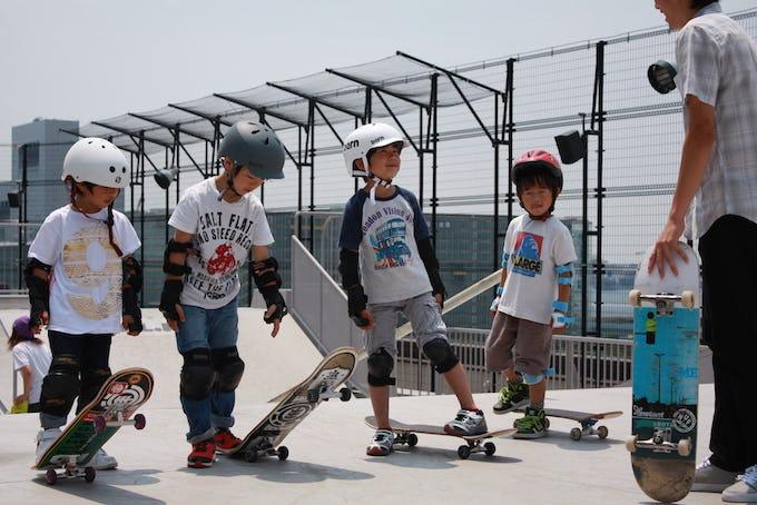 お台場のスケートパークH.L.N.A SKYGARDENがリニューアルオープン!2月23日(土)
