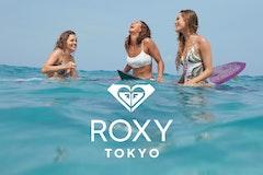 ROXY(ロキシー)が国内唯一のブランドストア「ROXY TOKYO」を原宿キャットストリートにオープン!5月25日(土)