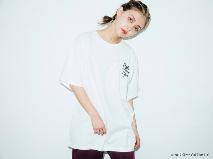 X-girl × The Skate Kitchenのコラボレーションが4月26日(金)リリース!