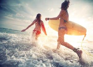 サーフィンのリーシュコードとは?選び方とおすすめのリーシュコード5選