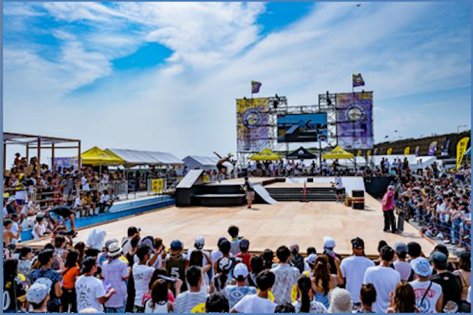 サーフィン×スケートボード×BMXが集結する国内唯一のイベント「MURASAKI SHONAN OPEN 2019」開催!