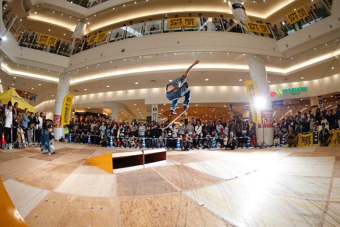 越谷イオンレイクタウンにてスケートボード&BMXスペシャルパフォーマンスショー開催!2019年6月30日(日)