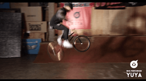 BMX HOWTO動画  初心者向けトリック 「バニーホップ」
