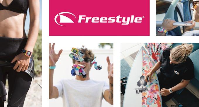 「Freestyle(フリースタイル)」サマープレゼントキャンペーン開始!!