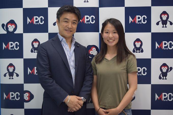 2020年大注目のBMX美女レーサー、早川優衣選手が株式会社MPandCとのマネジメント契約を締結