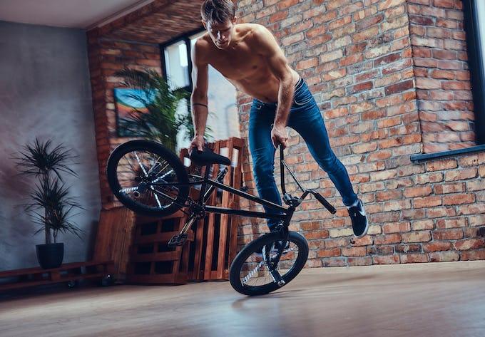 BMXフラットランドのハンドルの種類とは?幅や角度の違いなど解説!