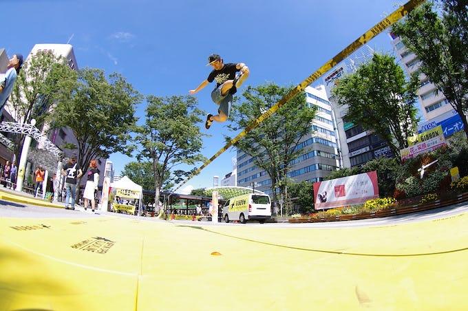 『第10回ギボン日本オープンスラックライン選手権大会』プロモーション映像を配信開始!
