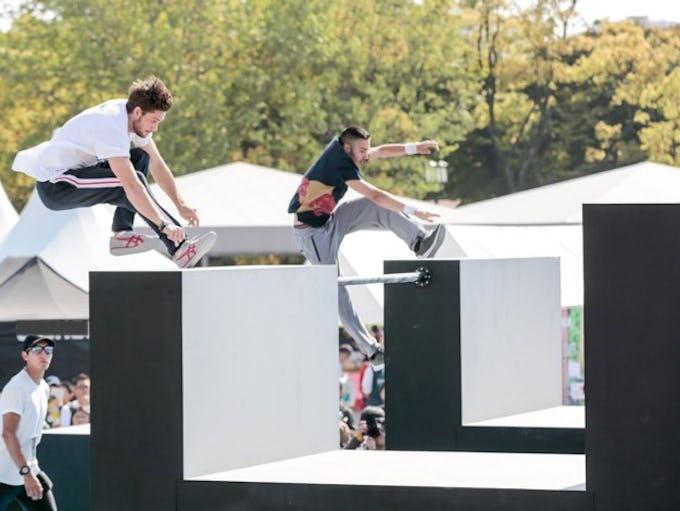 『第1回パルクール日本選手権』が11/2・3に開催決定