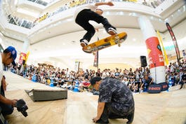 スケートボード&BMXスペシャルパフォーマンスショー開催!2019年10月22日(火・祝)