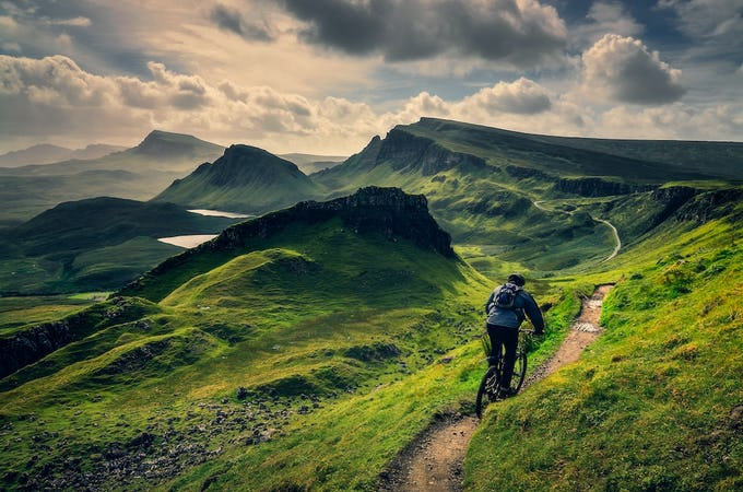 マウンテンバイクのペダルの選び方! フラットペダルとビンディングペダルどっちがいいの?