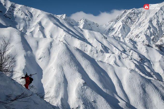 スキー&スノーボードのフリーライド大会「FWT Japan Series 2020」エントリー開始