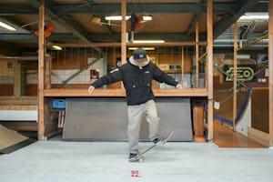 スケートボードHOW TO初心者編 「ノーズを上げ下げしてみよう」