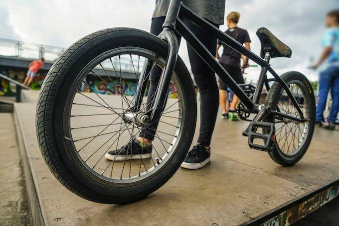 BMXのタイヤは競技ごとに違う! その種類と特徴を紹介!