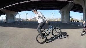 BMX ラードヤード Part 3 [ BMX フラットランド HOWTO #11 ]