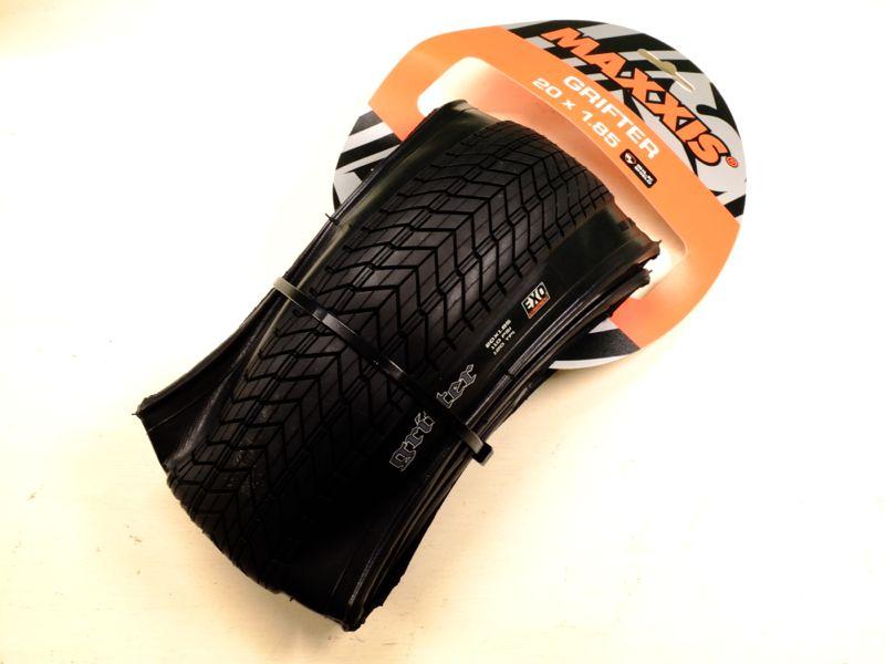 MAXXIS_grifter tire(black 1.85)のメイン写真
